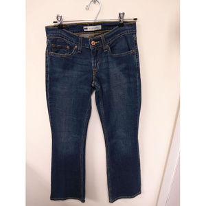 Levi's Women's Boot Cut Blue Jeans Size 26